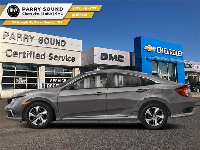2019 Honda Civic LX (Stk: 21630) in Parry Sound - Image 1 of 1