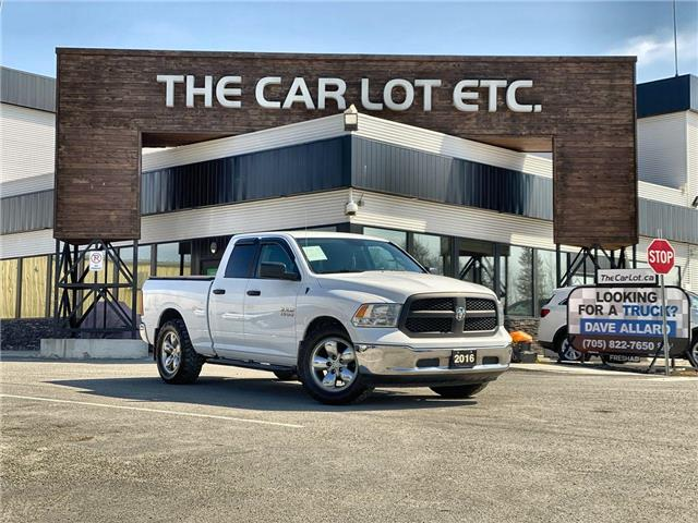 2016 RAM 1500 SLT (Stk: 20595-1) in Sudbury - Image 1 of 21