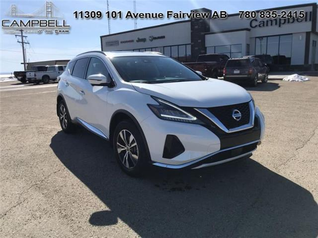 2020 Nissan Murano SV (Stk: U2405) in Fairview - Image 1 of 18