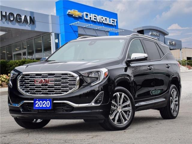 2020 GMC Terrain Denali (Stk: W3300939) in Scarborough - Image 1 of 1
