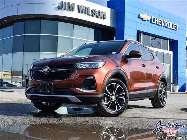 2021 Buick Encore GX Select (Stk: 2021295) in Orillia - Image 1 of 28