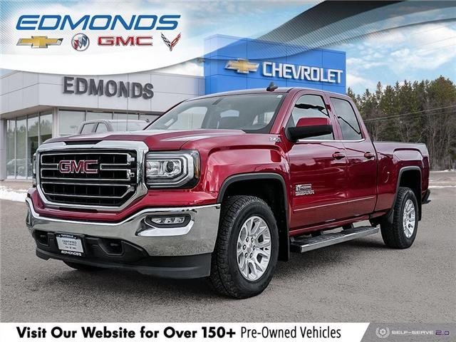 2018 GMC Sierra 1500 SLE (Stk: 1394A) in Huntsville - Image 1 of 27