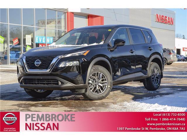 2021 Nissan Rogue S (Stk: 21101) in Pembroke - Image 1 of 29