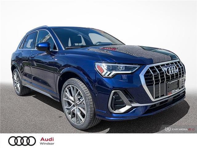 2021 Audi Q3 45 Progressiv (Stk: 21145) in Windsor - Image 1 of 29