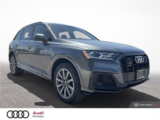 2021 Audi Q7 55 Progressiv (Stk: 21140) in Windsor - Image 1 of 30