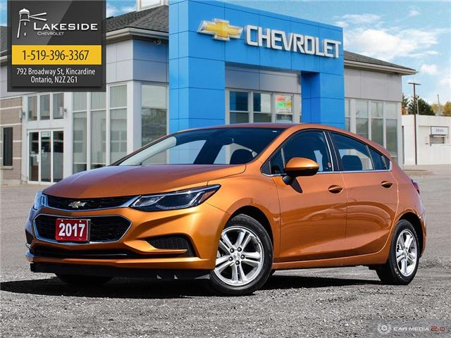 2017 Chevrolet Cruze Hatch LT Auto (Stk: T1145A) in Kincardine - Image 1 of 28