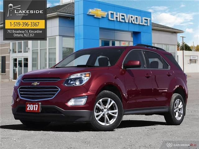 2017 Chevrolet Equinox LT (Stk: T1148A) in Kincardine - Image 1 of 28