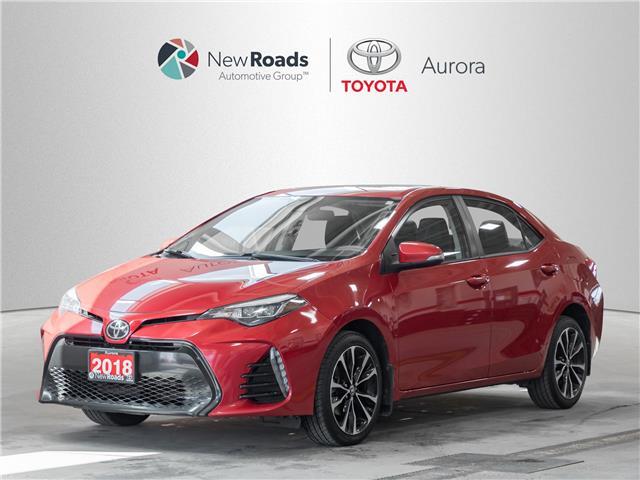 2018 Toyota Corolla  (Stk: 324221) in Aurora - Image 1 of 22