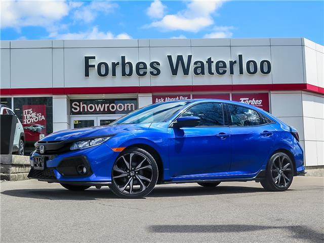 2017 Honda Civic Sport (Stk: 13032A) in Waterloo - Image 1 of 23