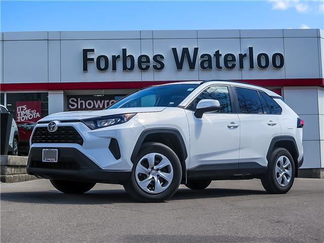 2021 Toyota RAV4 LE (Stk: 201) in Waterloo - Image 1 of 23