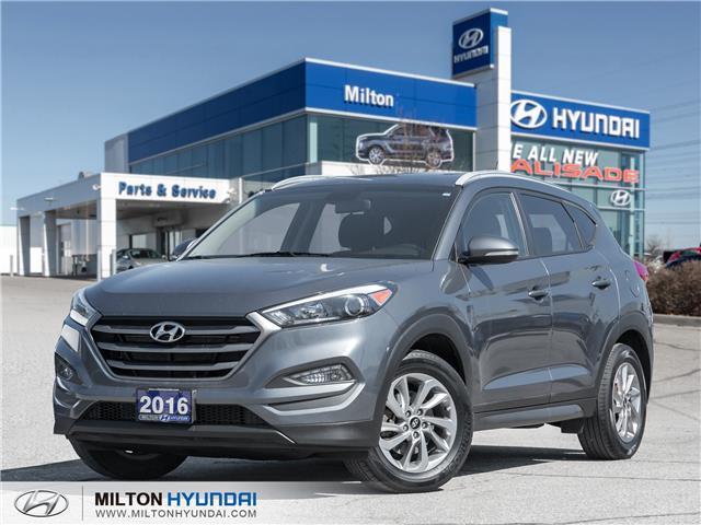 2016 Hyundai Tucson Premium (Stk: 187380A) in Milton - Image 1 of 21