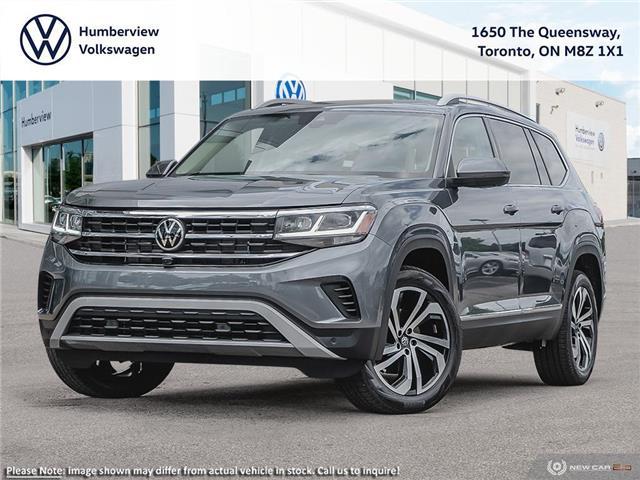 2021 Volkswagen Atlas 3.6 FSI Execline (Stk: 98519) in Toronto - Image 1 of 10