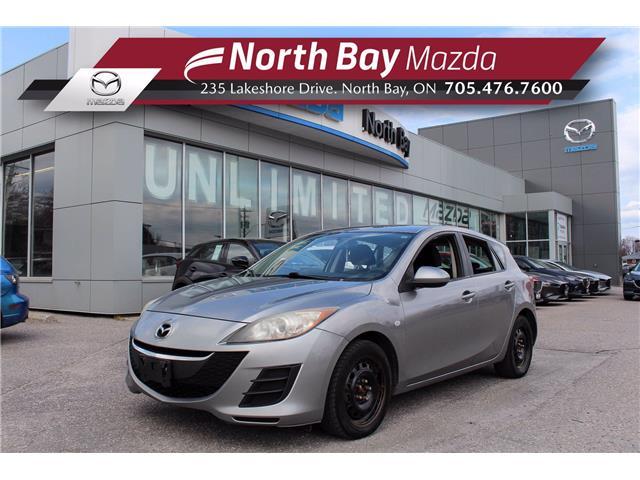 2010 Mazda Mazda3 Sport GX (Stk: 21110A) in North Bay - Image 1 of 18