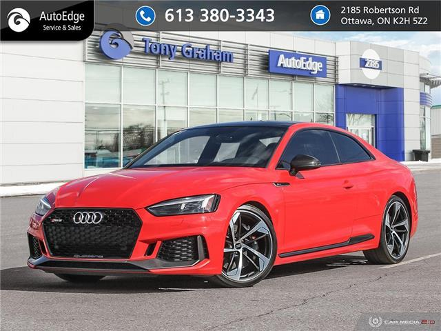 2018 Audi RS 5 2.9 (Stk: A0587) in Ottawa - Image 1 of 27