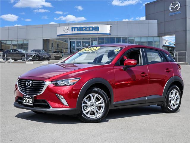 2018 Mazda CX-3 50th Anniversary Edition (Stk: LT1087) in Hamilton - Image 1 of 25