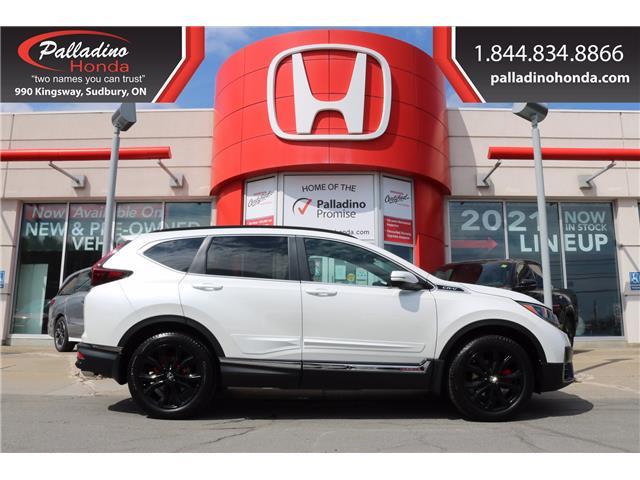 2020 Honda CR-V Black Edition (Stk: 23077A) in Sudbury - Image 1 of 37