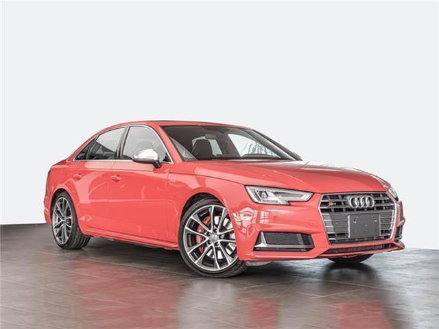 2018 Audi S4 3.0T Progressiv (Stk: PA718) in Ottawa - Image 1 of 19