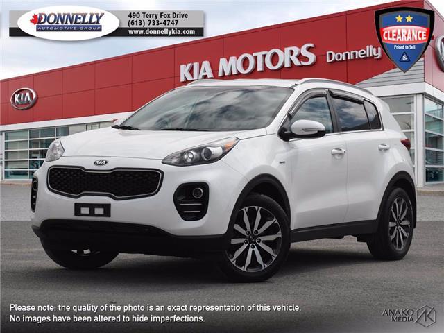 2018 Kia Sportage EX (Stk: KV337A) in Ottawa - Image 1 of 29