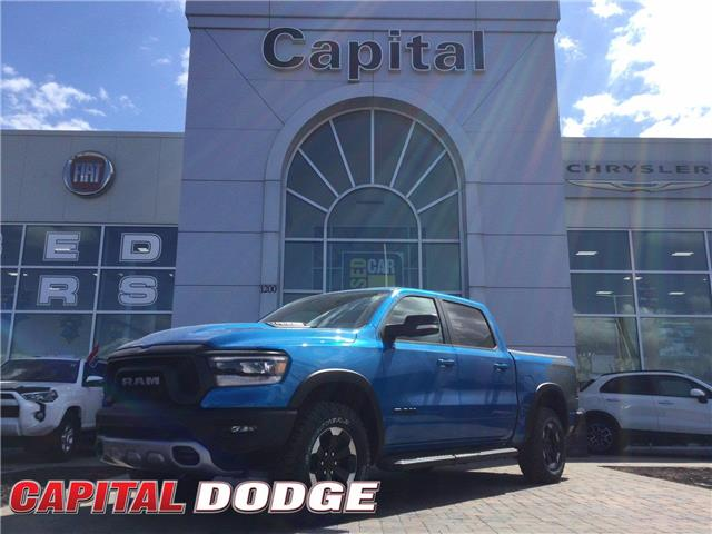 2021 RAM 1500 Rebel (Stk: M00382) in Kanata - Image 1 of 30