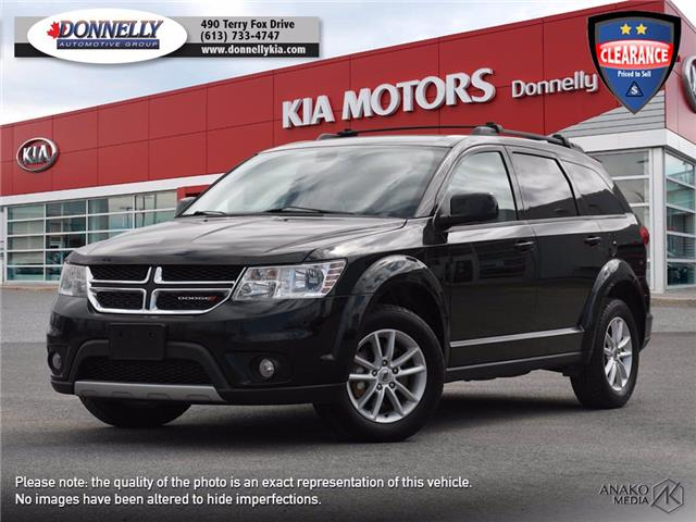 2019 Dodge Journey SXT (Stk: KU2509) in Kanata - Image 1 of 29
