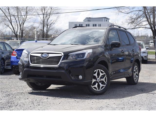 2021 Subaru Forester Convenience (Stk: SM360) in Ottawa - Image 1 of 24