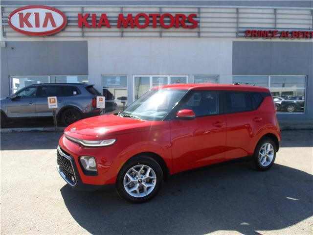 2021 Kia Soul EX (Stk: 41089) in Prince Albert - Image 1 of 19