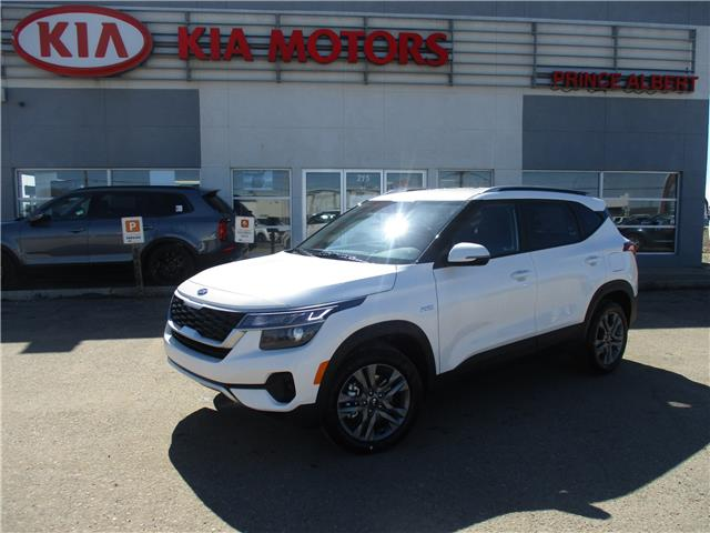 2021 Kia Seltos LX (Stk: 41093) in Prince Albert - Image 1 of 18