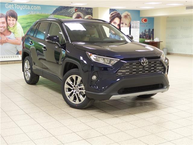 2021 Toyota RAV4 Limited (Stk: 210857) in Calgary - Image 1 of 23
