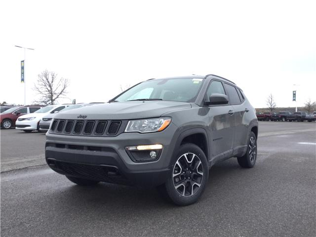 2021 Jeep Compass Sport (Stk: M00073) in Kanata - Image 1 of 9