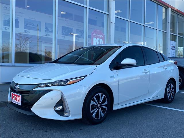 2019 Toyota Prius Prime Upgrade (Stk: W5292A) in Cobourg - Image 1 of 26