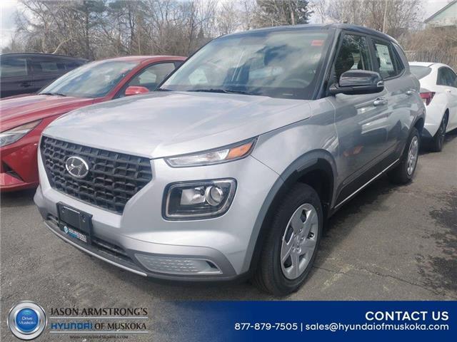 2021 Hyundai Venue Essential w/Two-Tone (Stk: 121-145) in Huntsville - Image 1 of 7