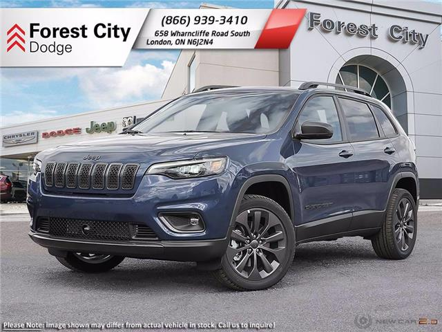 2021 Jeep Cherokee North (Stk: 21-8014) in London - Image 1 of 23