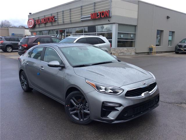 2021 Kia Forte EX+ (Stk: 333386) in Milton - Image 1 of 12