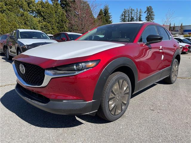2021 Mazda CX-30 GT w/Turbo (Stk: 252032) in Surrey - Image 1 of 5