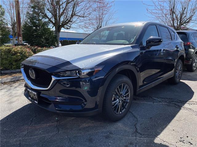 2021 Mazda CX-5 GS (Stk: 131064) in Surrey - Image 1 of 5