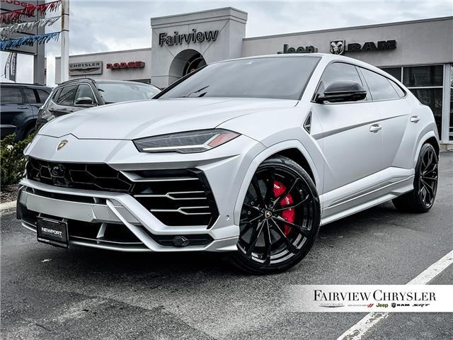 2020 Lamborghini Urus  (Stk: U18546) in Burlington - Image 1 of 28