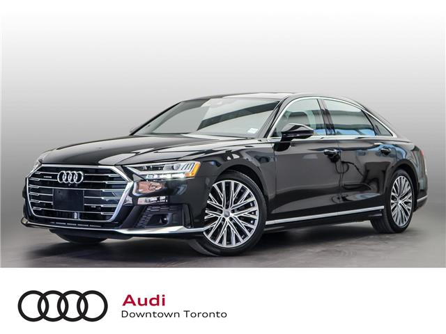 2019 Audi A8 L 55 (Stk: P4323) in Toronto - Image 1 of 28