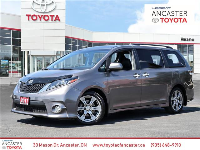 2017 Toyota Sienna  (Stk: 4146) in Ancaster - Image 1 of 29
