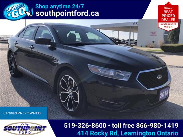 2013 Ford Taurus SHO (Stk: S6949C) in Leamington - Image 1 of 27