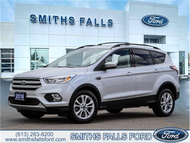 2018 Ford Escape SE (Stk: 20131A) in Smiths Falls - Image 1 of 30
