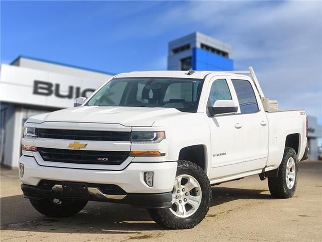 2017 Chevrolet Silverado 1500 1LT (Stk: 4650A) in Dawson Creek - Image 1 of 7