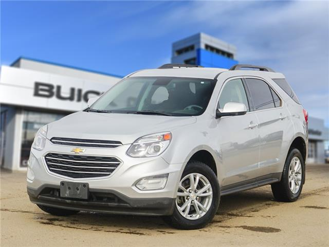 2017 Chevrolet Equinox LT (Stk: T21-1595AA) in Dawson Creek - Image 1 of 7