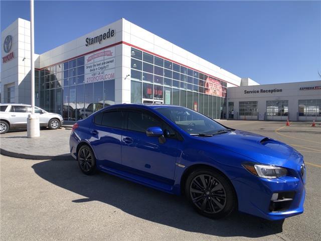 2017 Subaru WRX Sport (Stk: 210487A) in Calgary - Image 1 of 23