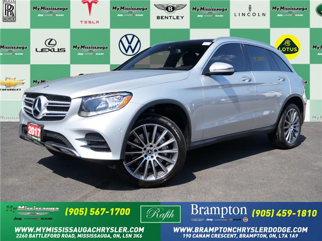 2017 Mercedes-Benz GLC 300 Base (Stk: 1435) in Mississauga - Image 1 of 27