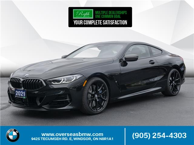 2021 BMW M850i xDrive (Stk: B8524) in Windsor - Image 1 of 20
