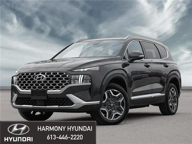 2021 Hyundai Santa Fe HEV Preferred w/Trend Package (Stk: 21168) in Rockland - Image 1 of 23