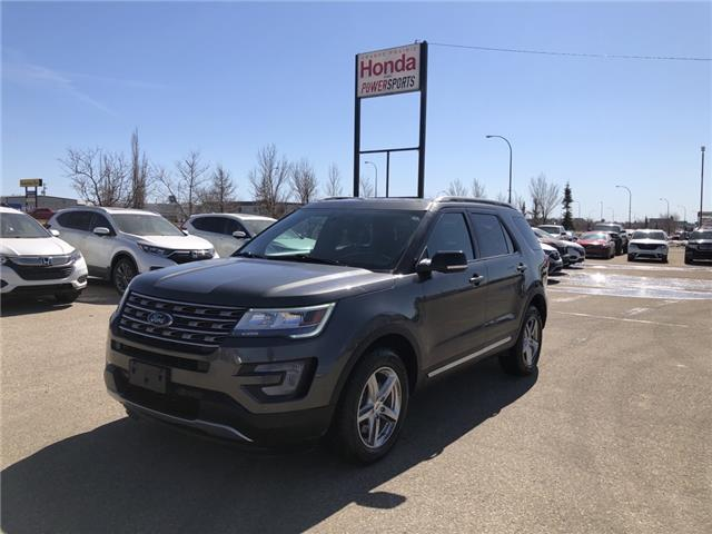 2017 Ford Explorer XLT (Stk: H16-6853A) in Grande Prairie - Image 1 of 19