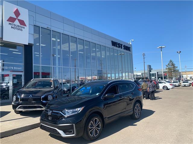 2020 Honda CR-V EX-L (Stk: BM4076) in Edmonton - Image 1 of 27
