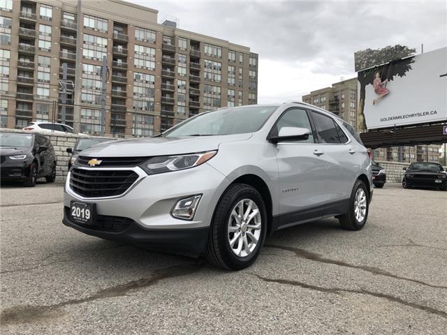 2019 Chevrolet Equinox LT (Stk: 21116A) in North York - Image 1 of 30