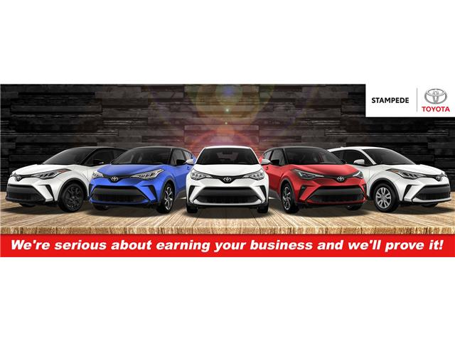 New 2021 Toyota C-HR XLE Premium INCOMING UNITS AVAILABLE FOR PRE-SALE!! - Calgary - Stampede Toyota